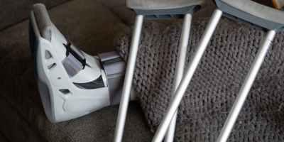 αποζημίωση φροντίδας σε κάταγμα αμφισφύριου ποδοκνημικής